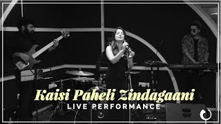 Kaisi Paheli Zindagaani - Live Performance by Kanika Malhotra