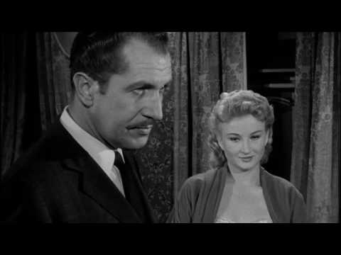 Vincent Price in House on Haunted Hill in HD (1959)