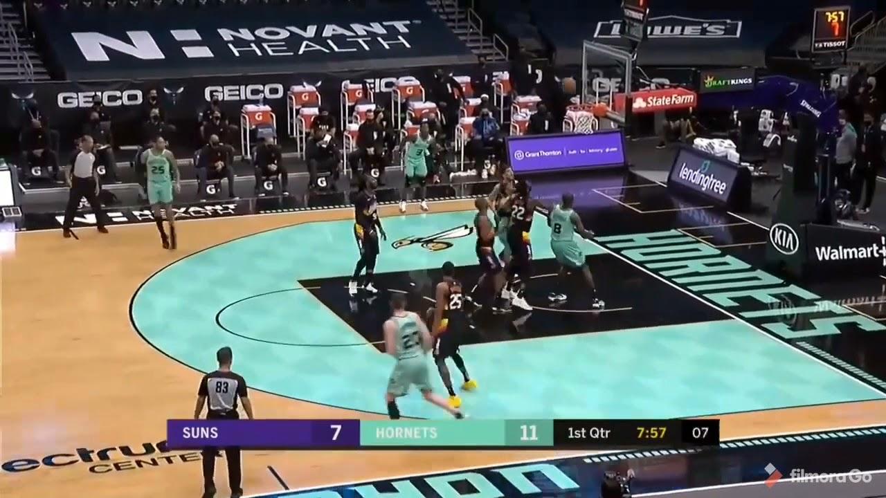Download Devonte Graham Full Game Highlights I March 28 I Suns vs Hornets