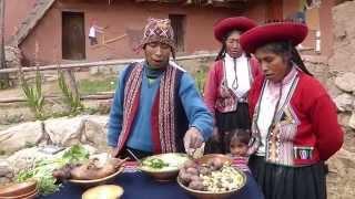 Porvenir Peru - Pueblos Indígenas de los Andes del Perú