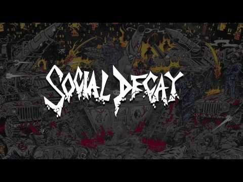 Social Decay - Positively Negative - NJHC