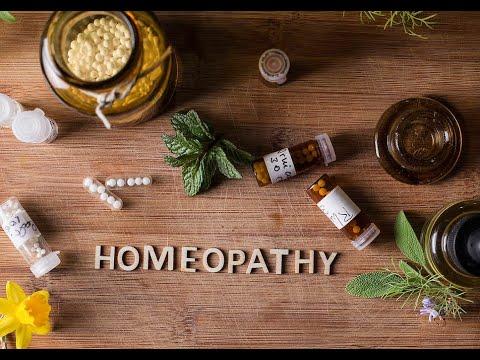 الطب التجانسي-الهيموباثي Homeopathic remedies