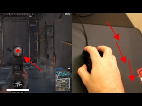 HOW TO CONTROL GUN RECOIL AND AIM LIKE PRO IN PUBG AND GET BETTER AT SPRAYING BULLETS