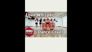 Video GFRIEND-Love Whisper Dance Cover download MP3, 3GP, MP4, WEBM, AVI, FLV September 2017