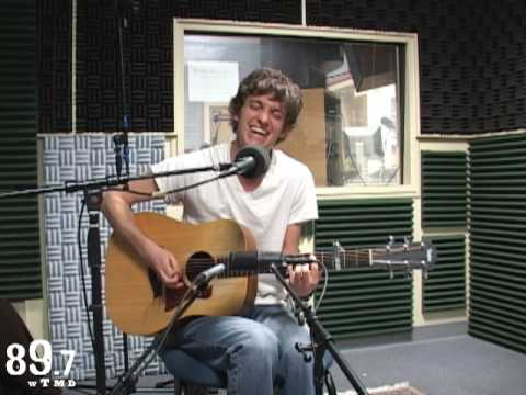"Matt Duke performs ""I Got Atrophy on the Brain"" Live at WTMD"