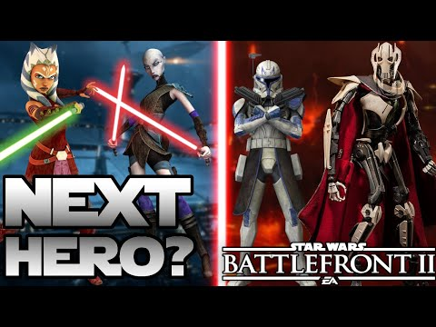 What Heroes are Next? - Star Wars Battlefront 2 thumbnail