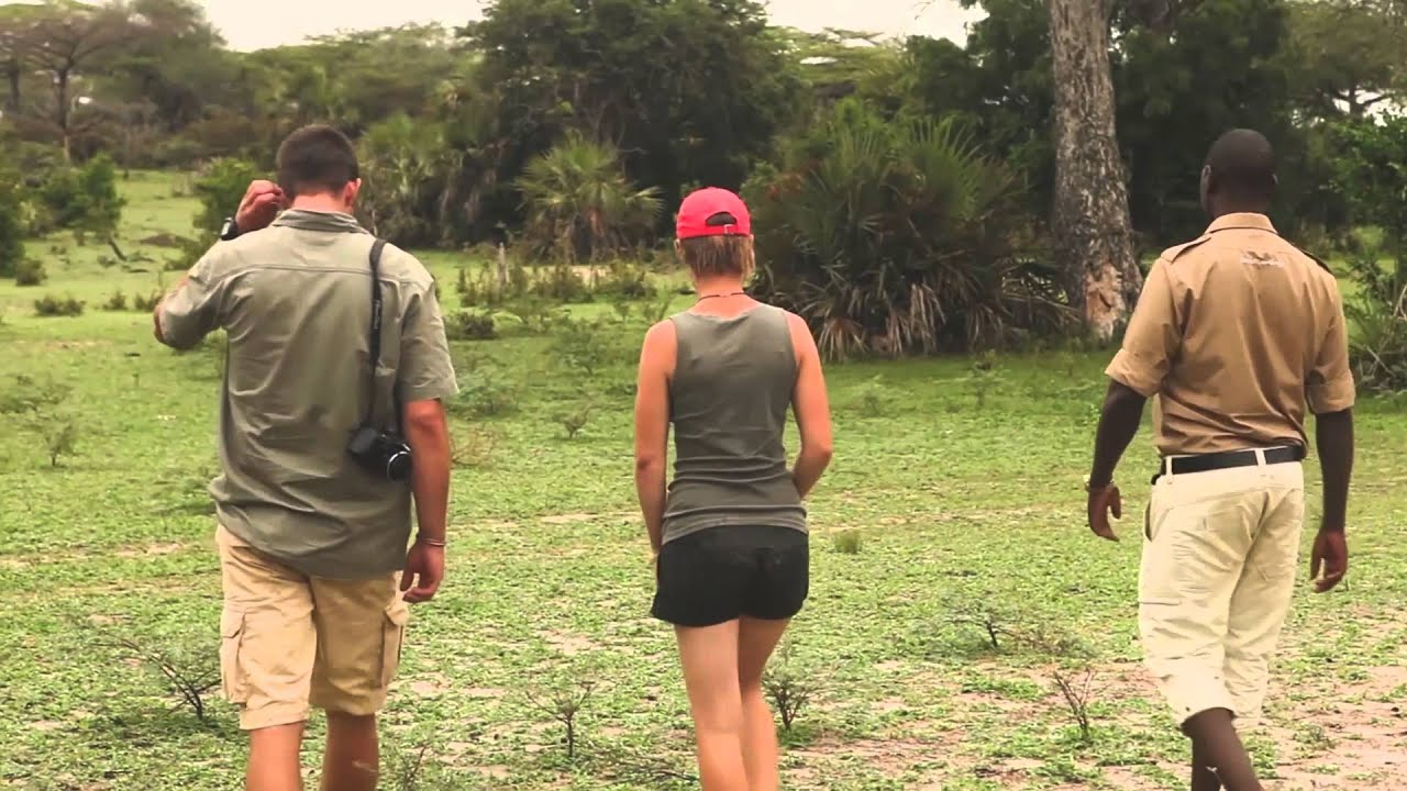 Adventure with Selous River Camp!