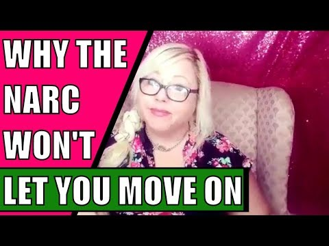 Circle of Narcissistic Supply: Why the Narcissist Doesn't Want You to Move On After the Discard
