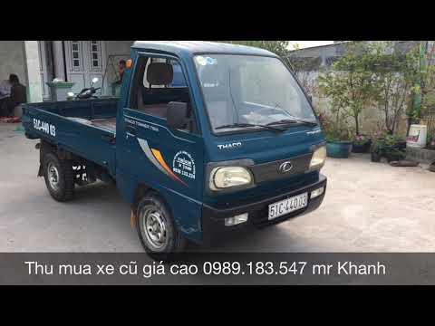 (Đã Bán )Xe cũ THACO 750kg giá bèo nhèo | Thaco Towner 750kg 2014 | Khanh Xe Tải 0989183547