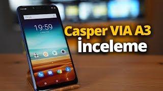 Casper VIA A3 inceleme! - Büyük kardeş kadar başarılı mı?