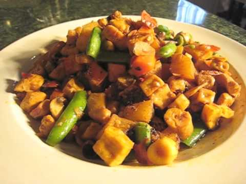Top 10 Healthy Chinese Food Recipe--No.10 Ma La Chicken