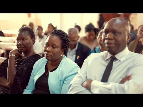 The burial of Dr. Patrick Oguru [UN FAO] Official In Kitgum Municipalgity - Ayul