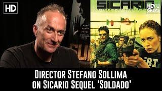 Director Stefano Sollima On Sicario Sequel 'Soldado'