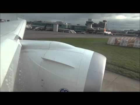Thomson Airways 787-8 Dreamliner - Manchester - Punta Cana Full Flight!