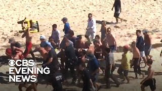 Deadly shark attack leaves Cape Cod reeling
