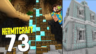 Get Screenshots for video :: HermitCraft 7: 73 | So... I did some MINING off camera!