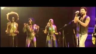 Lenny Kravitz New York City (JUST LET GO)
