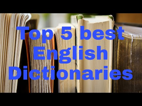 What are the best English dictionaries  Times of English
