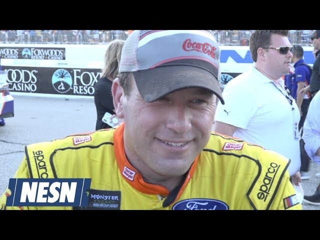 Ryan Newman On Foxwoods 301: