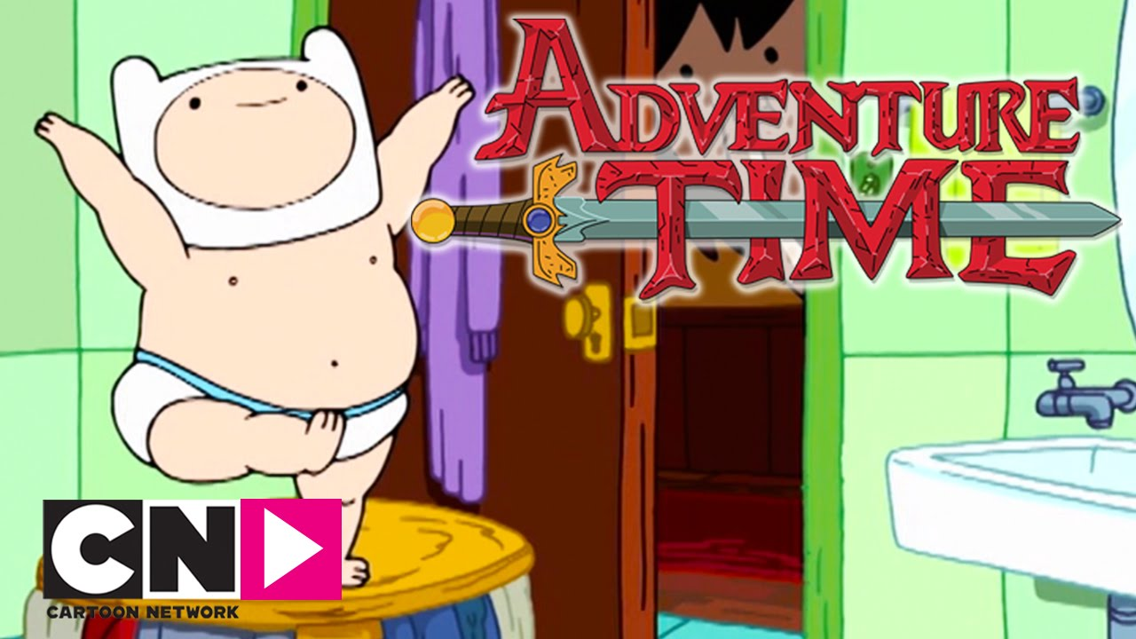 Adventure Time Baby Finn Cartoon Network Youtube