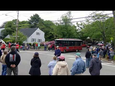 20170529 - Memorial Day Parade in Marblehead, MA