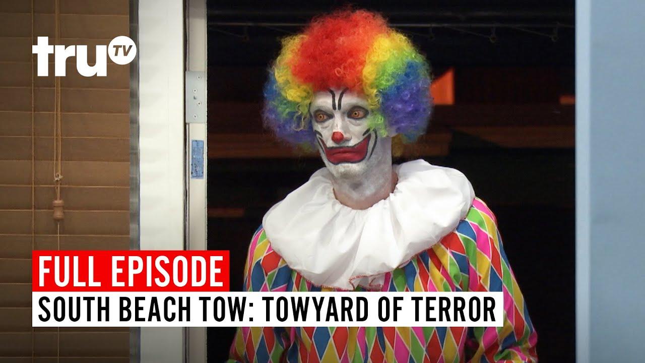 Download South Beach Tow | Season 7: Towyard of Terror | Watch the Full Episode | truTV