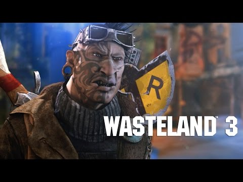 Wasteland 3 - Gameplay Trailer