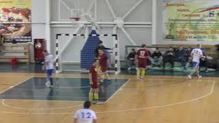 """Футбол """"Олимпик"""" 1:4 """"Горная"""" - Полная версия"""