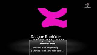 Kaspar Kochker - Incredible India - Quadraphonic