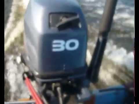 как уменьшить расход на лодочном моторе