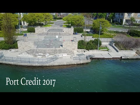 Port Credit 2017 Water Levels