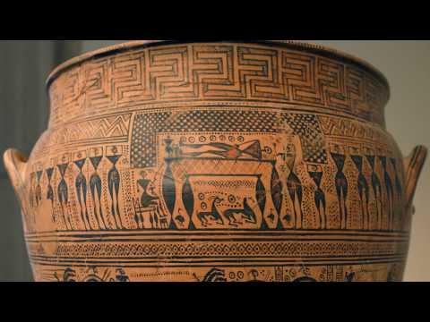 Terracotta Krater, Ancient Greece