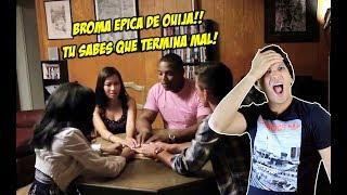 Broma Epica con Ouija! 😱💀