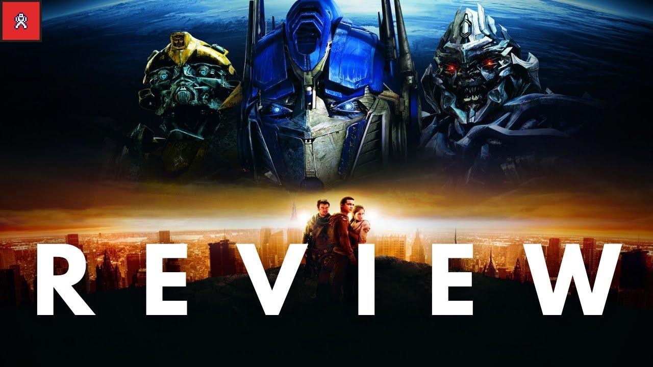 Transformers (2007) Movie Review by ZetaVS