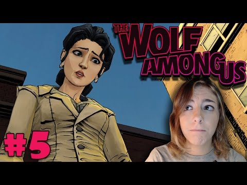 CIAO BIANCANEVE. - The Wolf Among Us #5