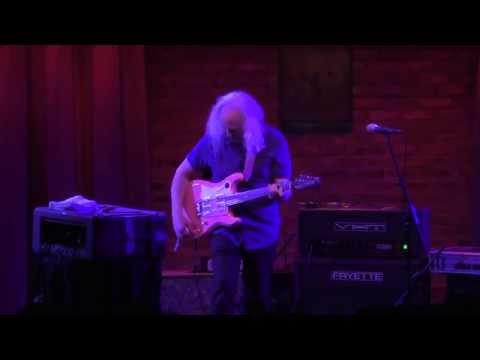 David Torn - 1st performance of 2015 tour, solo electric guitar