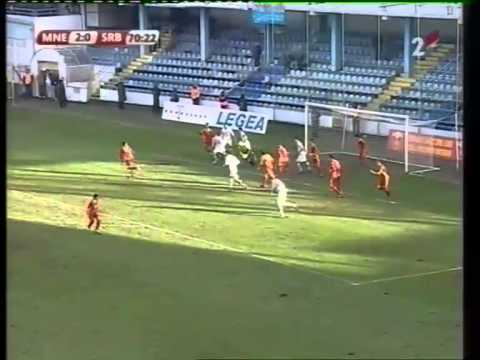 Montenegro   Serbia U21(second half)