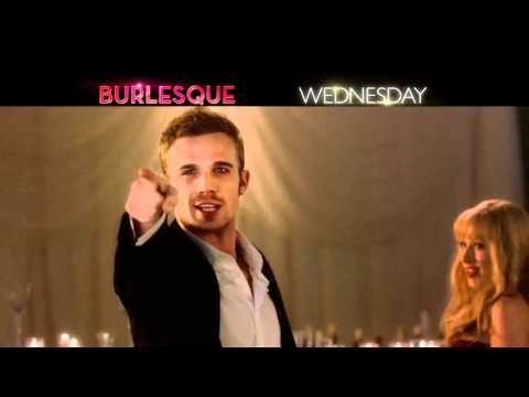BURLESQUE -  A Must See Movie!