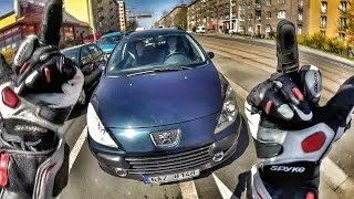 Yamaha FZ6 N / GoPro Hero 3 /Czech - Daily Observations 10