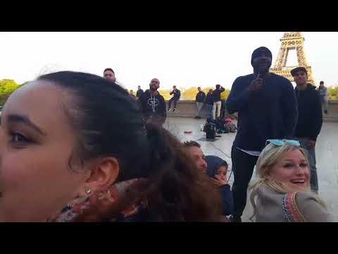 spectacle 2 trocadero paris france