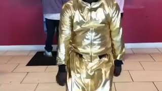 Dance battle after watching Black Panther