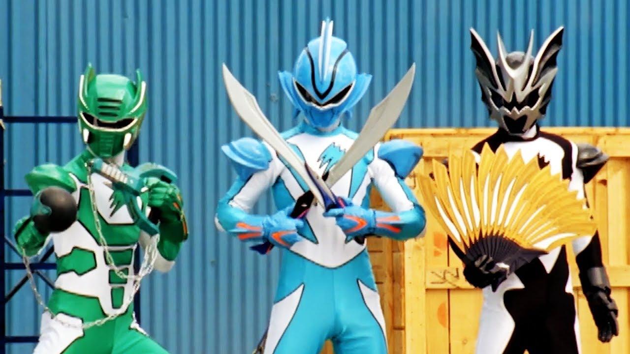 Download The Jungle Rangers Vs. The Spirit Rangers   Power Rangers Jungle Fury   Power Rangers Official
