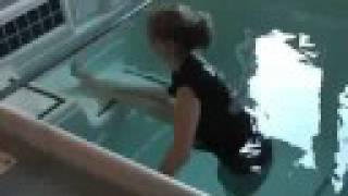 acl recovery   hydroworx