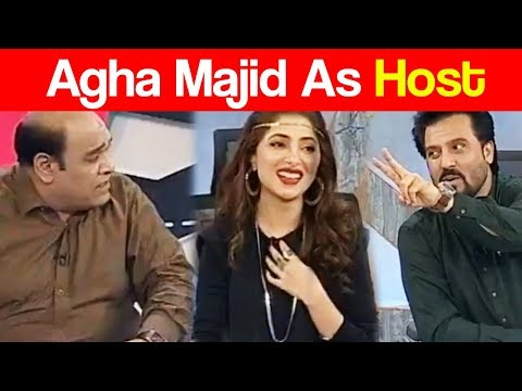 Agha Majid As Host - CIA - 13 Aug 2017 | ATV