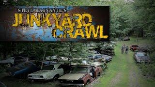 Steve Magnante'S Junkyard Crawl - Pilot