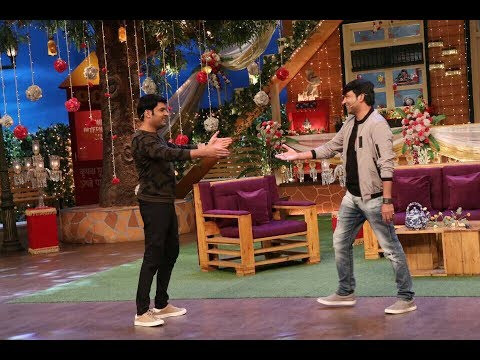Kapil Sharma Show: Chandan Prabhakar shoots with Kapil Sharma & Rajiv Thakur | Dainik Savera