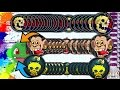 Agar.io LONGEST TRIPLE LINESPLIT IN LAST MAN STANDING!! ULTIMATE POPSPLIT BATTLE FAIL (Agario)
