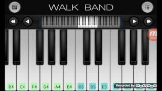 Video Triad Cinta gila keyboard versi walk walband download MP3, 3GP, MP4, WEBM, AVI, FLV Agustus 2017