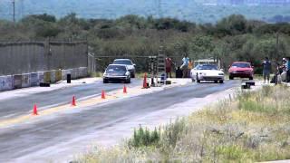 Honda Crx  B18b  VS  Dodge  stealth
