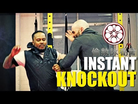 Thumbnail: Knock Someone Out Every Time | Ultimate MUST LEARN Knockout for a Street Fight